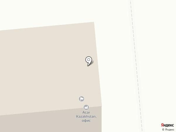 SevenR на карте Алматы