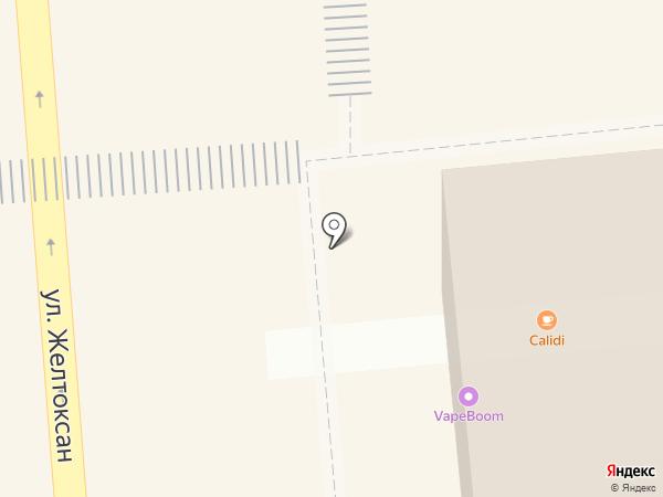 Тарлан Сарбаз на карте Алматы