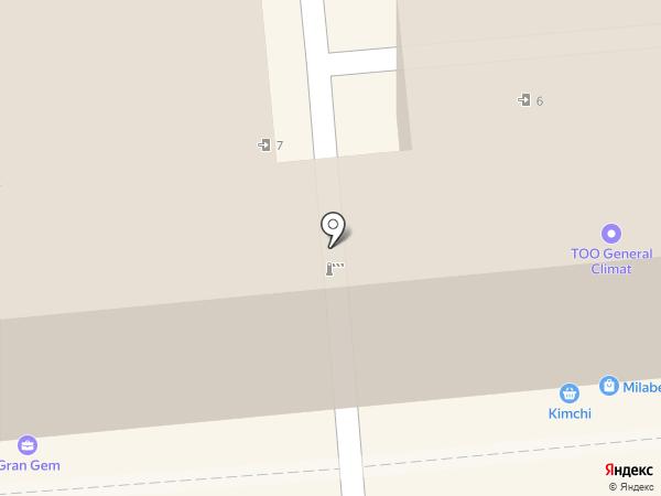ECO на карте Алматы