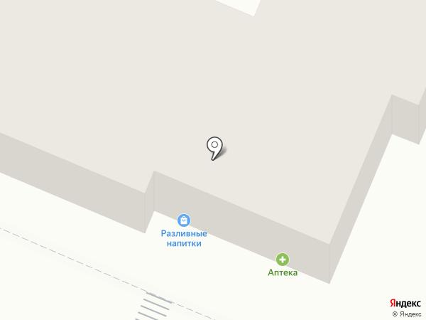 Анро на карте Алматы