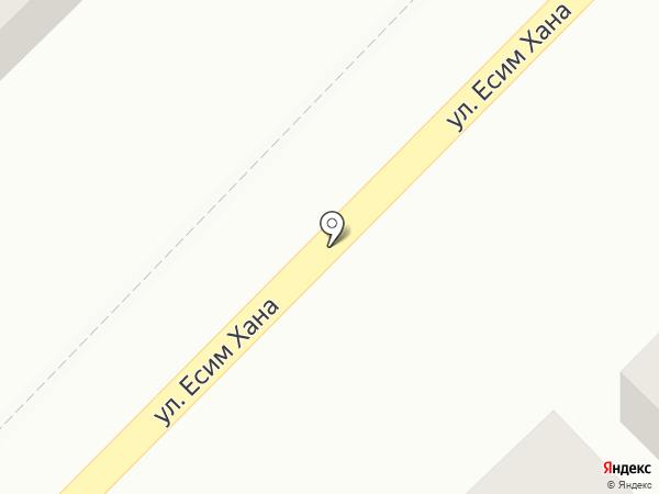 Магнит на карте Первомайского