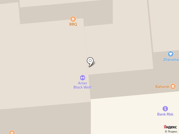 Lumiera Miniplex на карте Алматы