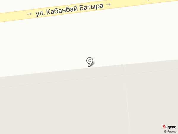 VipРост на карте Алматы