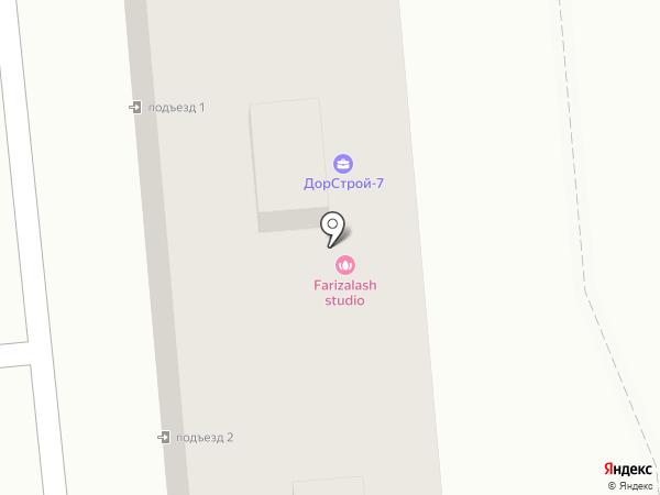 LLB на карте Алматы