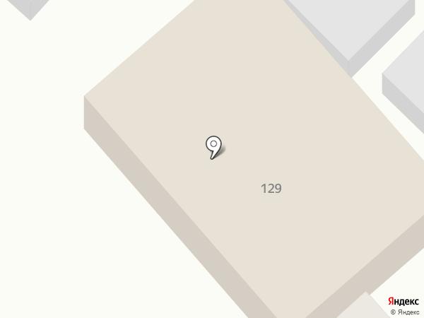 Султанбек на карте Первомайского