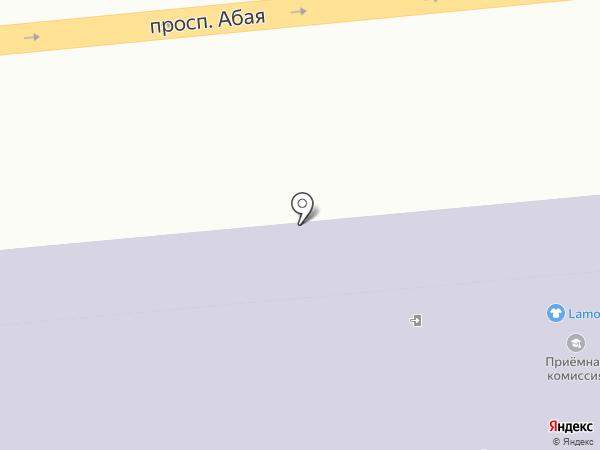 ApplePrint на карте Алматы