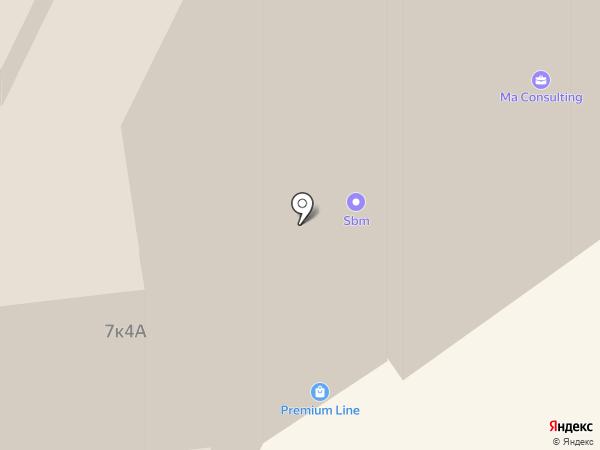 ФОРТНОКС на карте Алматы