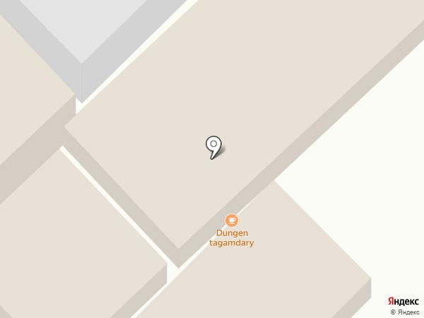 Топчан на карте Алматы