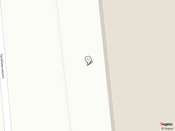 QSD на карте Алматы