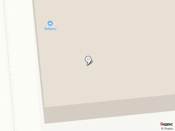 Subaru Motor Almaty на карте Алматы
