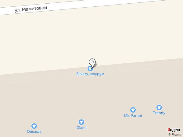VLAANDEREN на карте Алматы