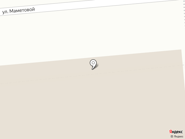 ADA на карте Алматы