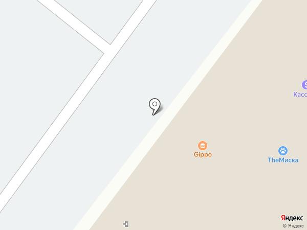 М-Ломбард, ТОО на карте Алматы