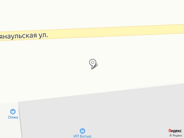 Криис на карте Алматы