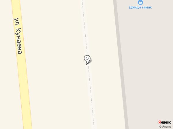 Транс Лидер на карте Алматы
