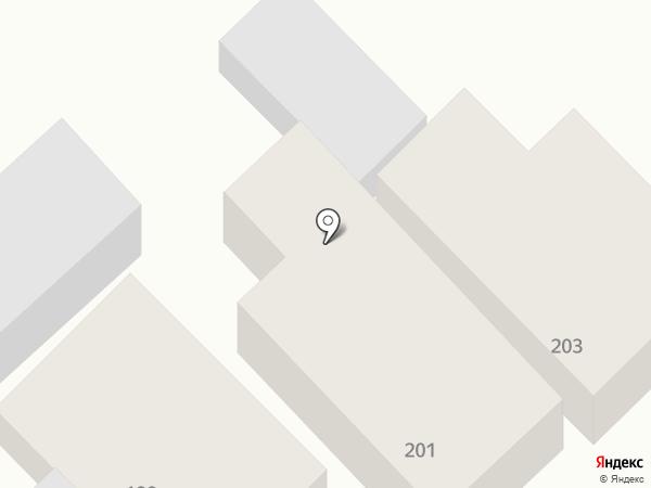 Частный детский сад на карте Первомайского