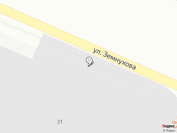 Уголок вкуса на карте Алматы