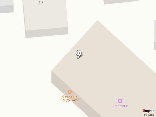 Свежесть на карте Первомайского