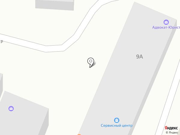 MTM PRINT на карте Алматы