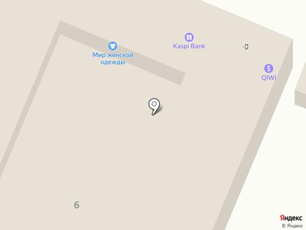 Tennisi.kz на карте Алматы