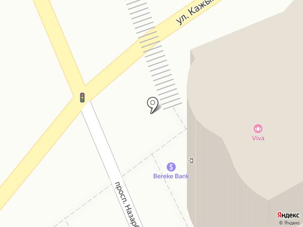 Ava translate, ТОО на карте Алматы