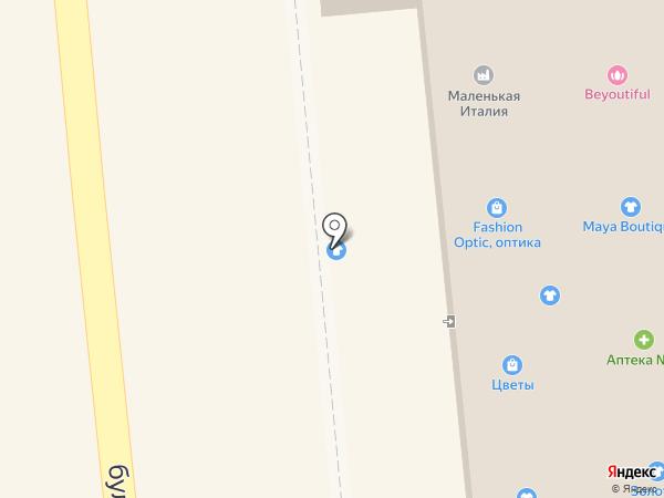 Салон по ремонту сотовых телефонов и компьютеров на карте Алматы