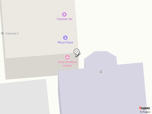 Alliance school на карте Алматы