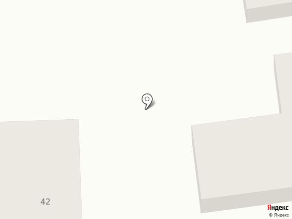 Звезда на карте Алматы