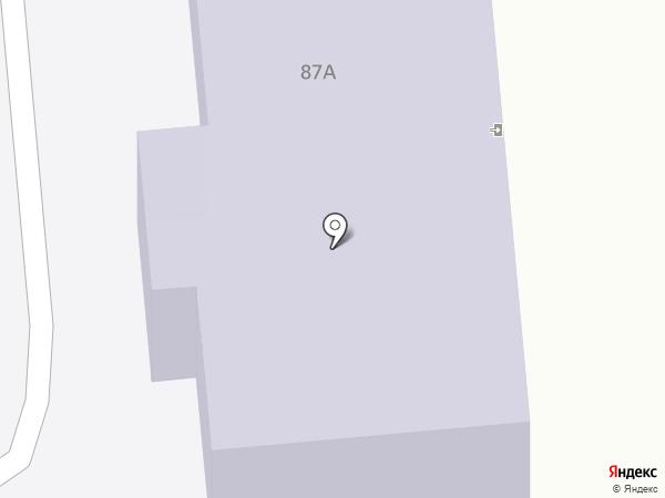 Easy Rental на карте Алматы