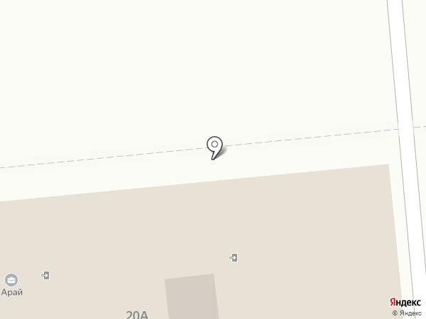 Trans Globe на карте Алматы