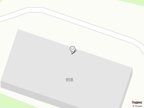 PitStop на карте Алматы