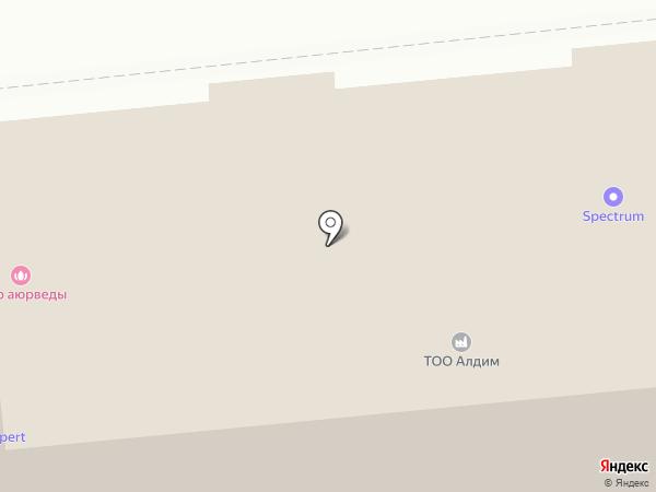Med Inform на карте Алматы