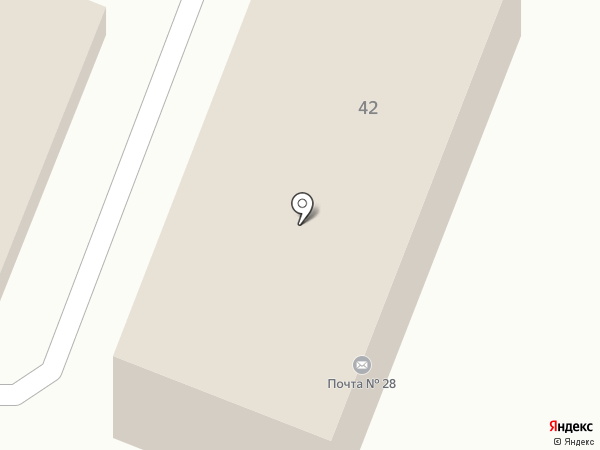 Булочная на Бартольда на карте Алматы