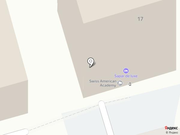 SAPAR DE LUXE на карте Алматы