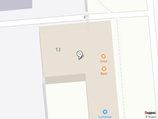 Yacht Bar на карте Алматы