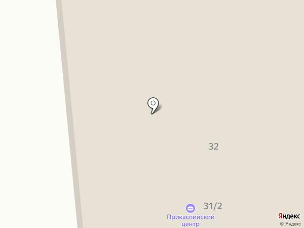 Авицена-ЛТД на карте Алматы