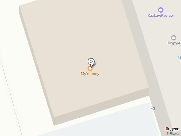 Skadi на карте Алматы