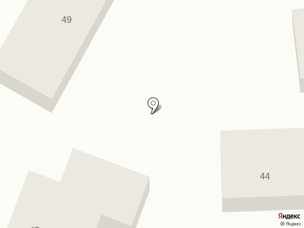 Компания на карте Алматы