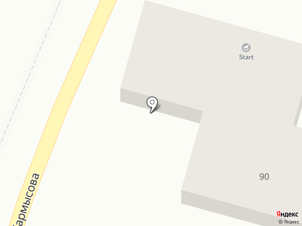 Couture на карте Алматы