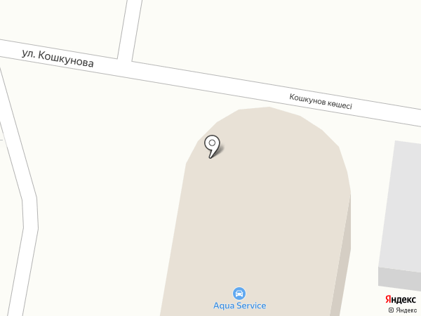 Almaty Rock`Star на карте Алматы