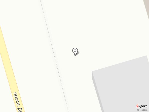 Свой Дом на карте Алматы