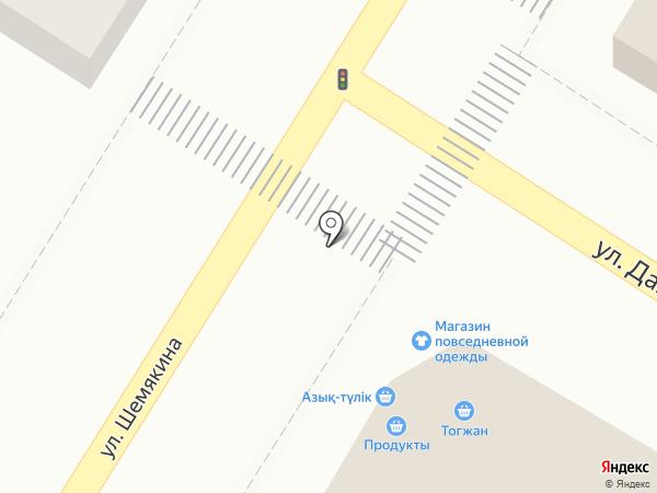 Kopirka27 на карте Алматы