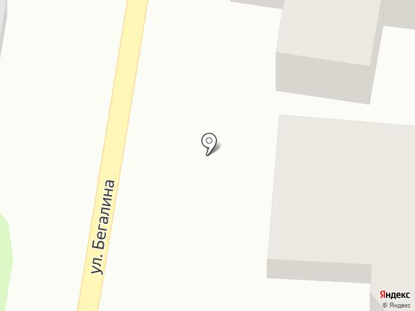 KazBuildExpert, ТОО на карте Алматы