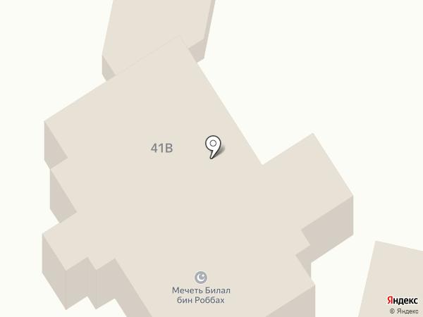 Ынтымак на карте Ынтымака