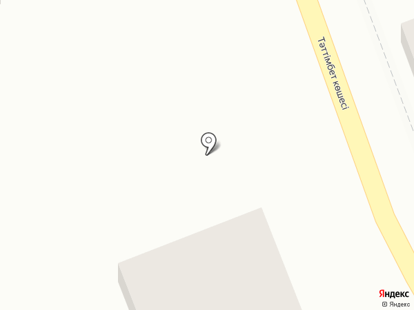 Шиномонтажная мастерская на карте Алматы