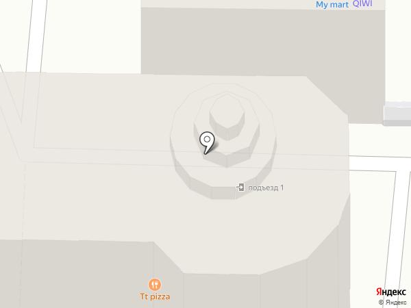 Royal на карте Алматы
