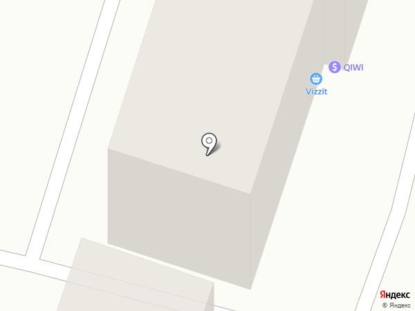 Vizzit на карте Алматы
