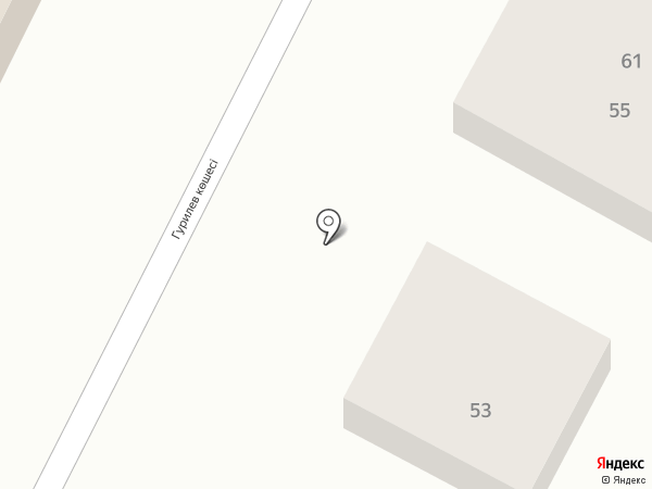 Эвакуатор на карте Алматы