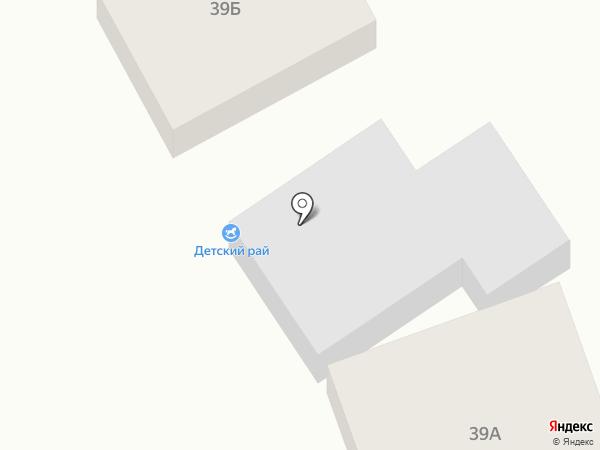 Жан-Ер на карте Алматы