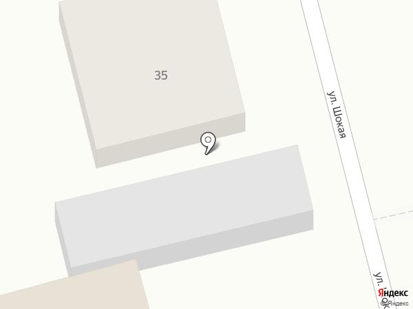 МансАрда на карте Алматы